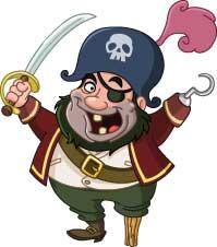 defi pour chasse au tresor pirate