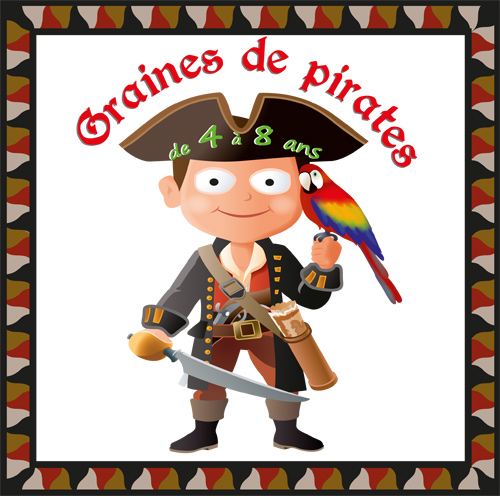 jeu enfant 4 8 ans graine de pirate chasse au tr sor anniversaire enfant. Black Bedroom Furniture Sets. Home Design Ideas